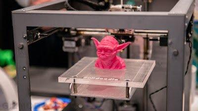 Architettura intelligente, le stampanti 3D