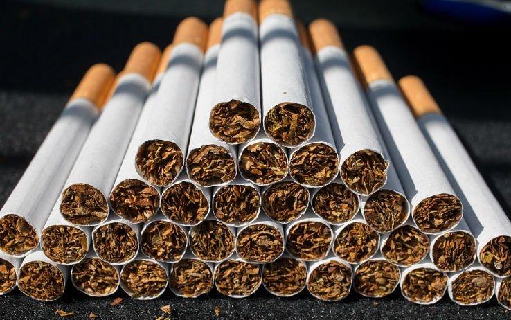 Sigarette di contrabbando e illicit white