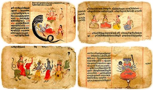 Progettazione robot grazie ai testi indiani Veda