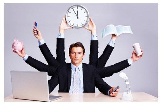 Quanto è dura la vita da manager?