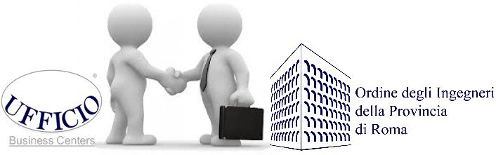 Gruppo Ufficio Business Centers ha stipulato una convenzione con l'Ordine degli Ingegneri della Provincia di Roma